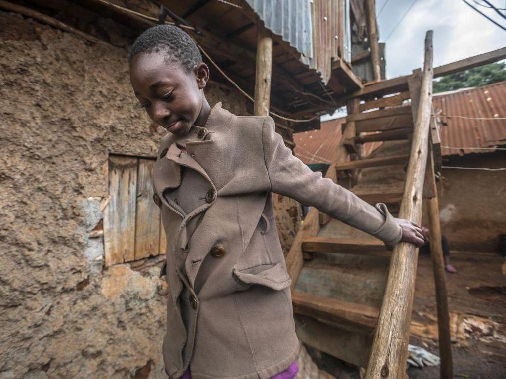 Ratusan Warga Kenya Kehilangan Tempat Tinggal di Masa Pandemi