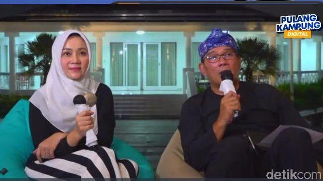 Open House Idul Fitri di Rumah Dinas Ridwan Kamil Ditiadakan