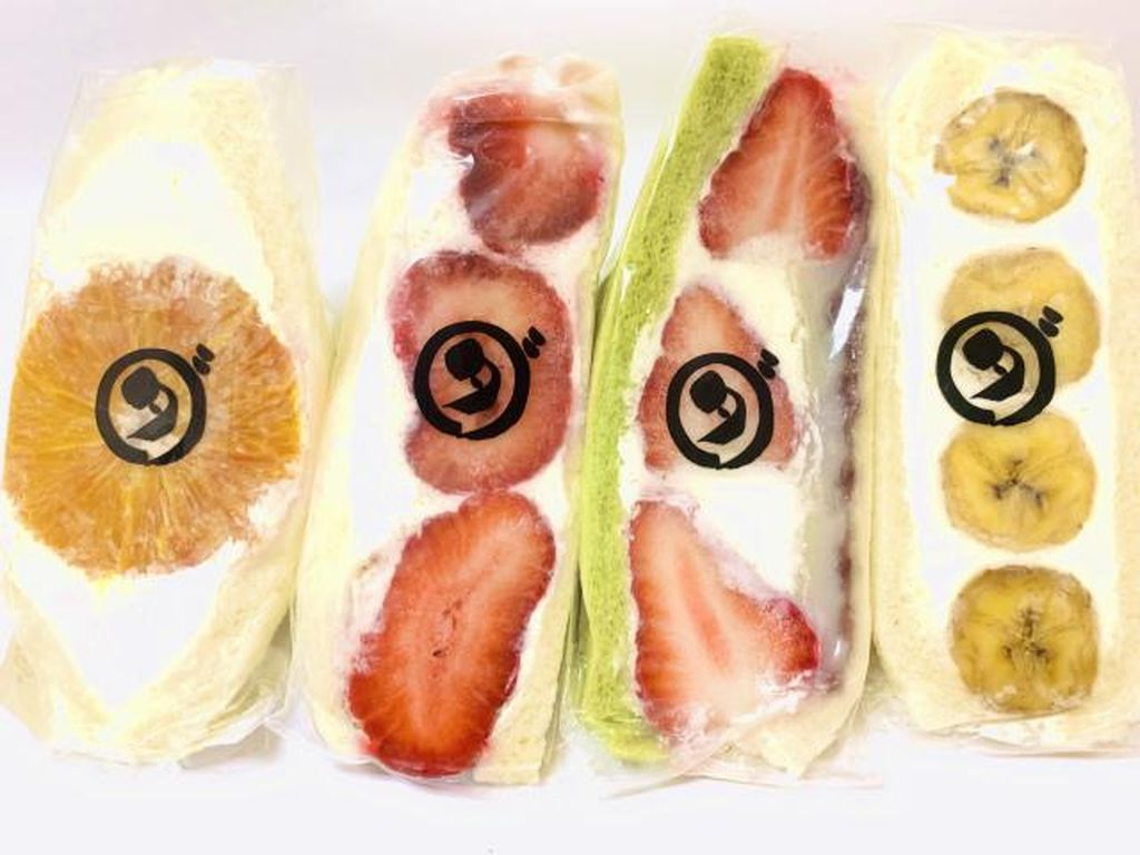 Sandwich Buah Ini Dijual Sampai Rp 400 Ribu, Apa Istimewanya?