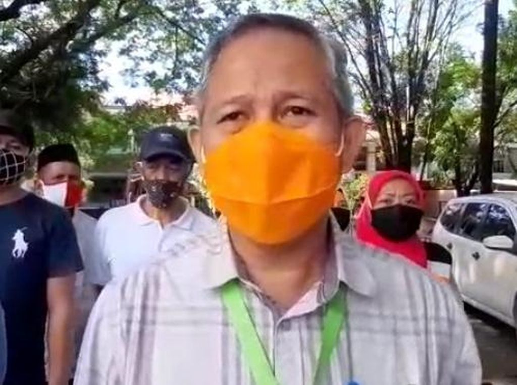 Pj Walkot Makassar Cek Protokol Kesehatan di Masjid yang Akan Gelar Salat Id