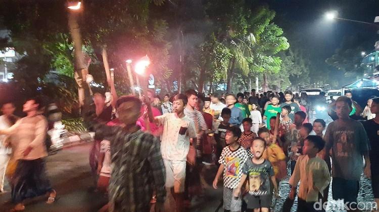Duh! Masih Ada Takbir Keliling di Surabaya