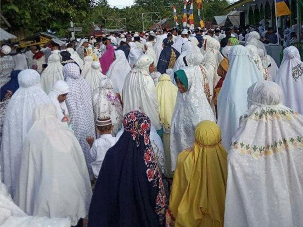 Sejumlah Desa di Pulau Ambon Lebaran Hari Ini, Salat Idul Fitri Berjemaah