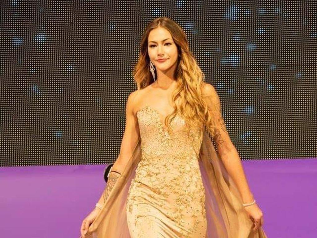 Amber-Lee Friis Finalis Miss Universe Selandia Baru Meninggal Bunuh Diri