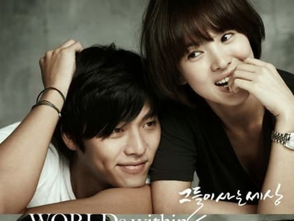 Song Hye Kyo dan Hyun Bin Dikabarkan Tinggal Bareng, Benarkah?