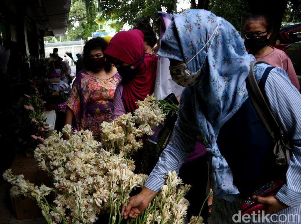 Semerbak Bunga Sedap Malam Sambut Hari Raya Idul Fitri