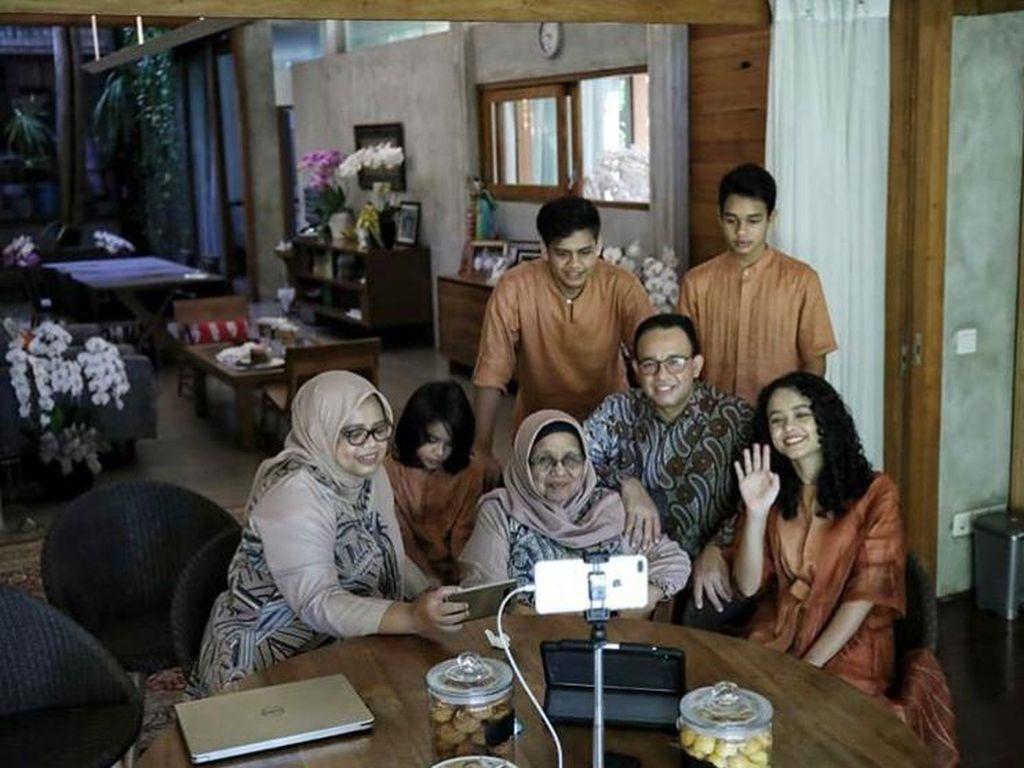 Anies: Jadilah Orang Bertanggung Jawab, di Rumah Artinya Melindungi Orang Lain