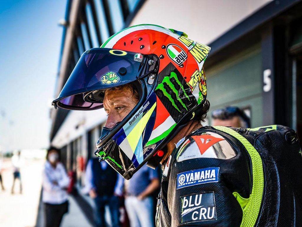 Rossi Ingin Buktikan Yamaha Sudah Salah Bikin Keputusan