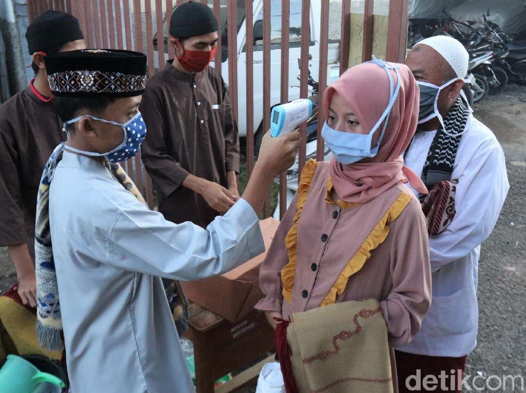 Sebaran Pasien Virus Corona di Indonesia, 5.642 Sembuh, 1.391 Meninggal