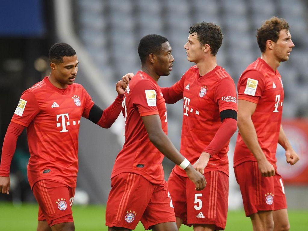 Hasil Liga Jerman Sabtu Malam