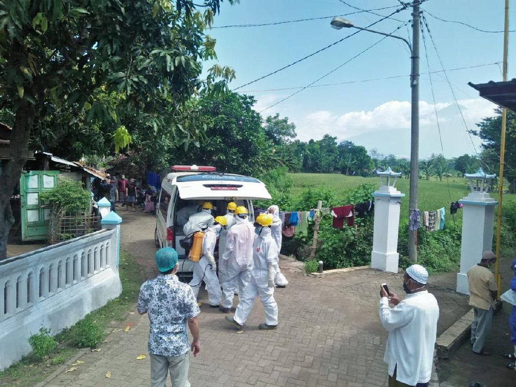 3 PDP Corona di Kabupaten Pasuruan Meninggal, Salah Satunya Kena HIV