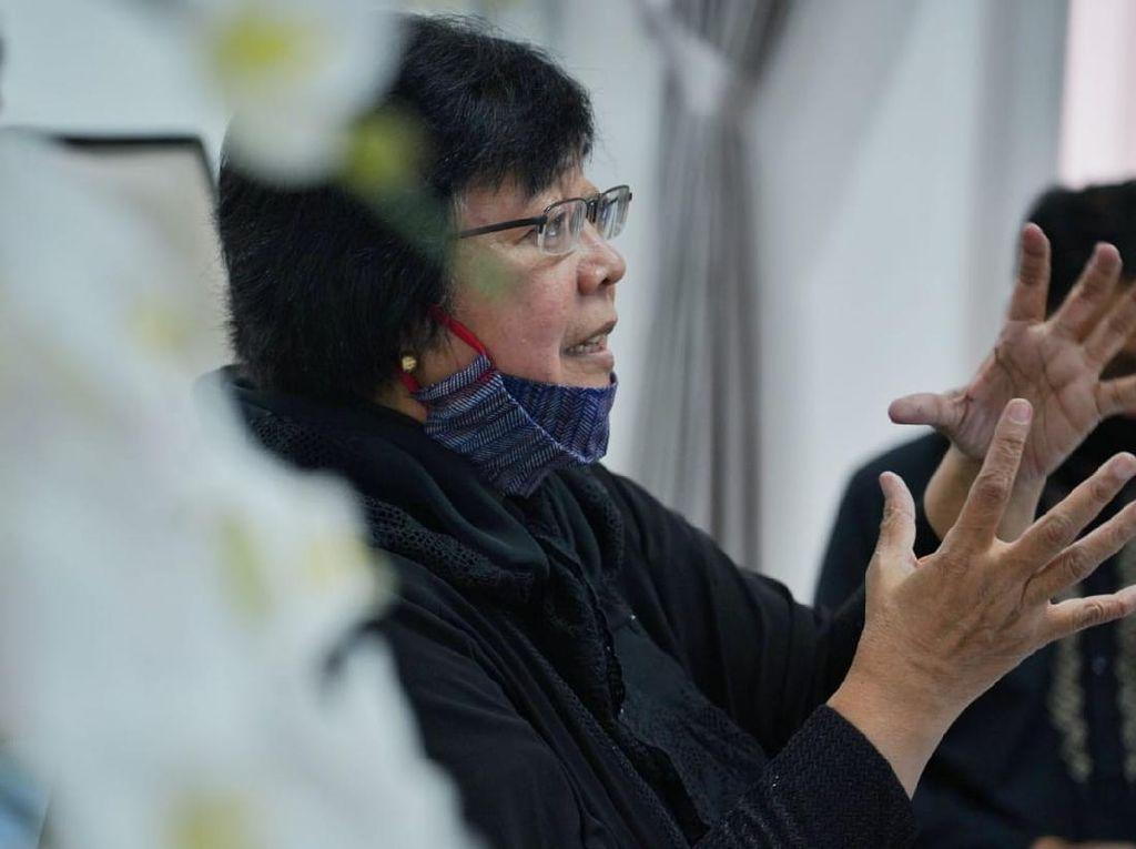 Gelar Halalbihalal Virtual, Ini Pesan Menteri LHK ke Kalangan Dunia Usaha
