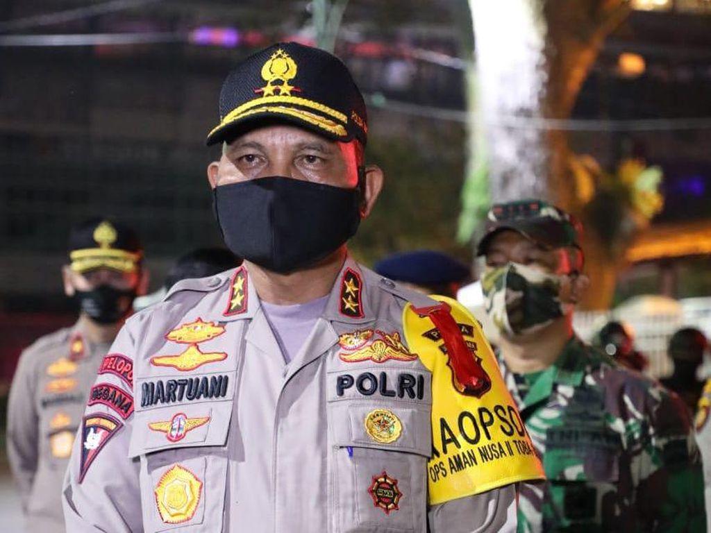 11.000 Personel TNI-Polri Disiagakan Amankan Lebaran di Sumut