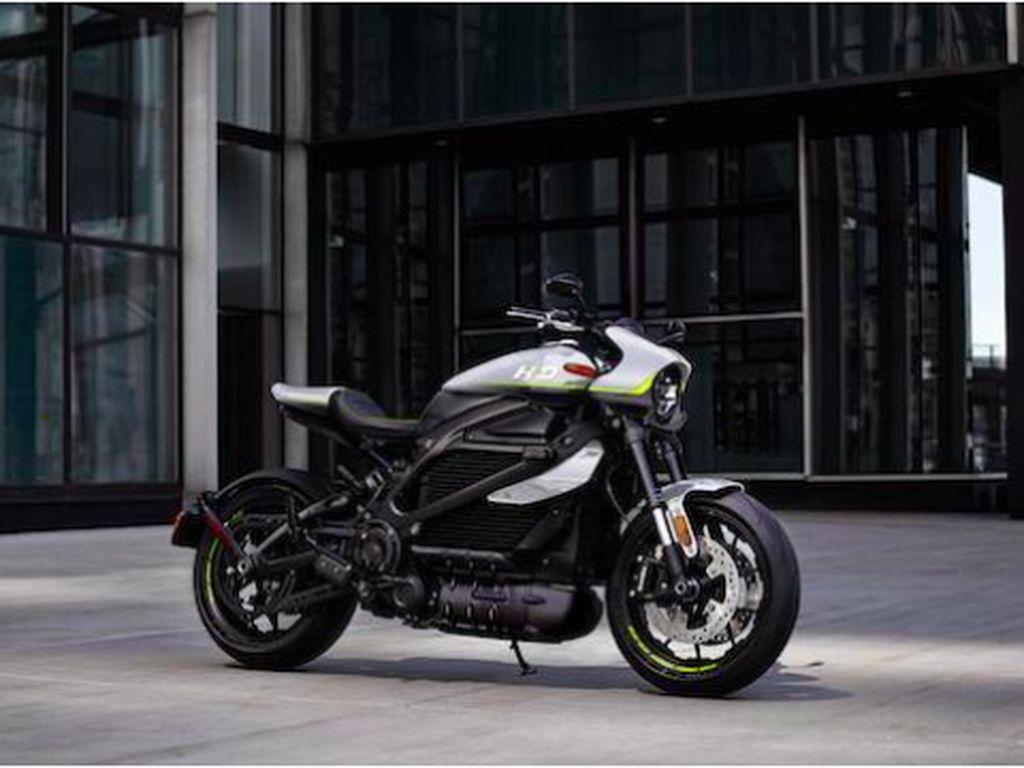 Harley-Davidson Lelang Motor Listrik LiveWire untuk Tangani Corona