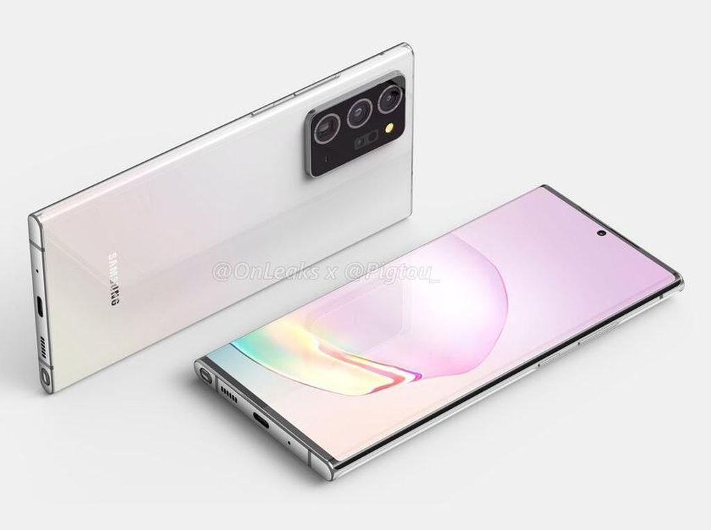 Galaxy Note20 Ultra dan ROG Phone 3 Lolos TKDN