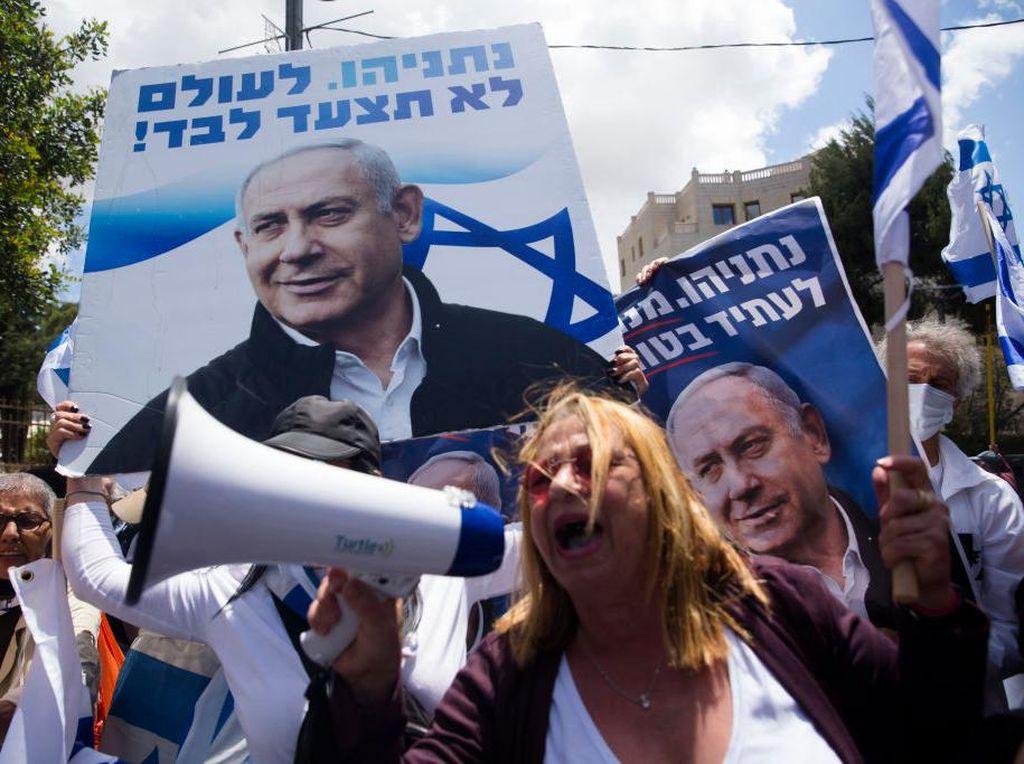 Benjamin Netanyahu di Penghujung Jalan 12 Tahun Berkuasa