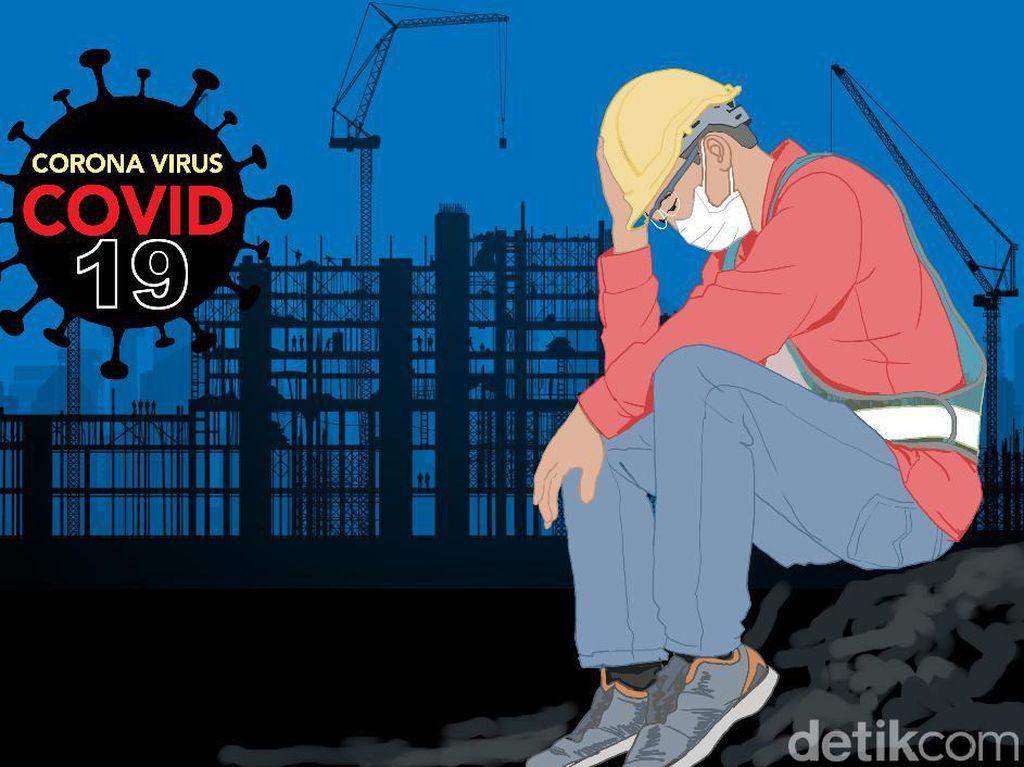 Publik Anggap Pengangguran-Kemiskinan Meningkat Tajam Sejak Pandemi Corona