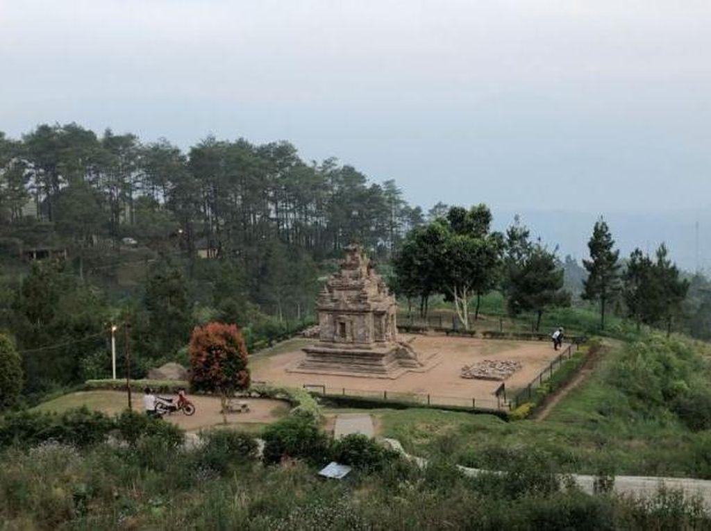 Candi Gedong Songo, Jejak Hindu di Kaki Gunung Ungaran