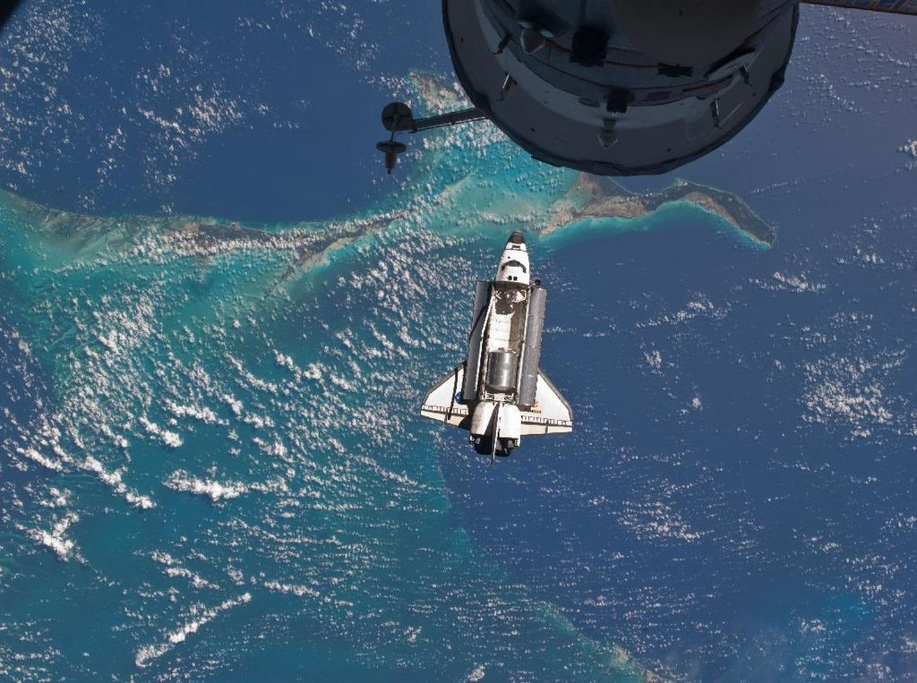 Deretan Pesawat Antariksa yang Bawa Astronaut ke Luar Angkasa
