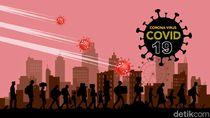 66% Kasus Baru Corona di Jakarta OTG, Warga Diminta Ekstrahati-hati