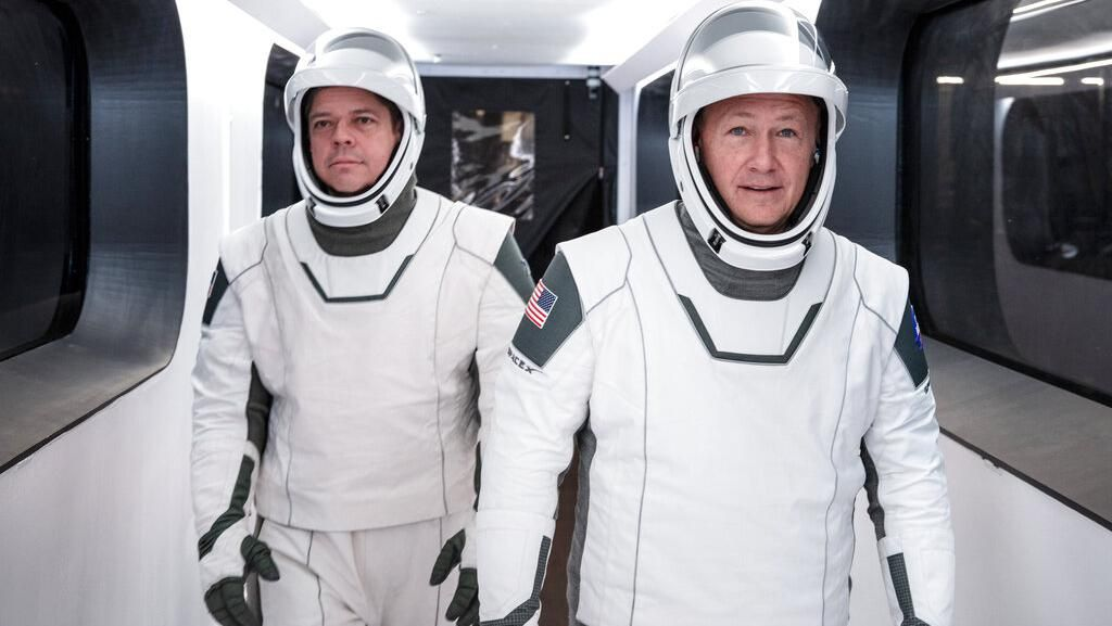 Persiapan Astronaut NASA Gelar Misi Bersejarah ke Antariksa