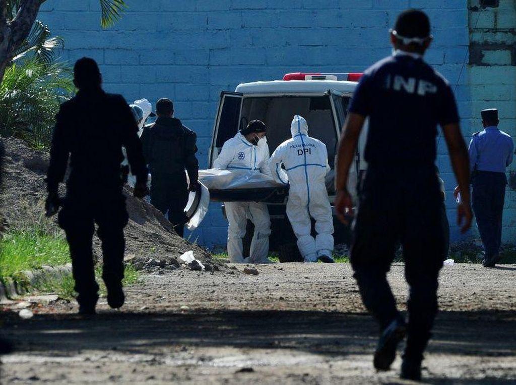 Enam Tahanan Wanita di Honduras Diduga Dibunuh Anggota Geng