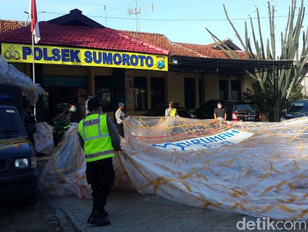 Polisi Amankan 15 Balon Udara di Ponorogo, Hasil Penyerahan dan Temuan