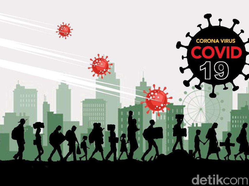 Tambah 2.012, Ini Sebaran 67.919 Pasien Sembuh Corona Per 1 Agustus