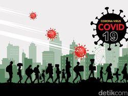 Update Corona DIY: Tak Ada Tambahan, Jumlah Kasus Positif Tetap 226