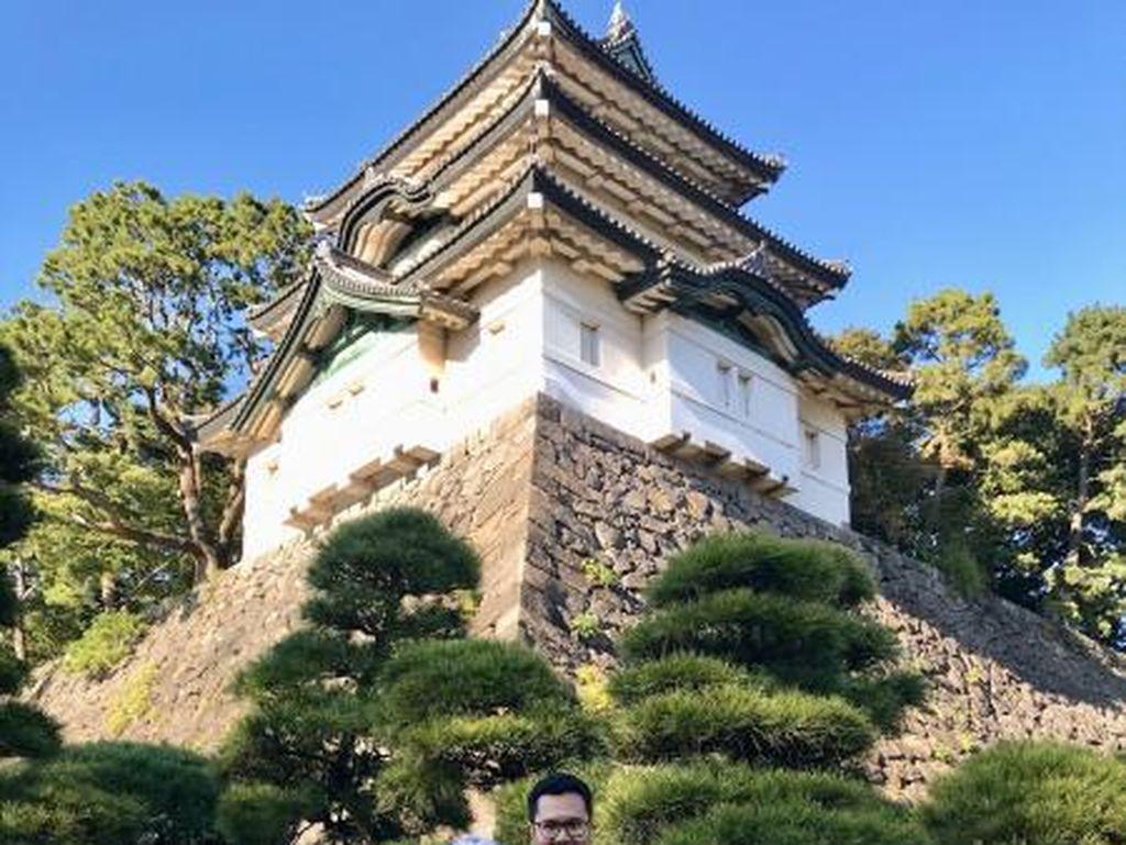 Kenangan di Tokyo Imperial Palace