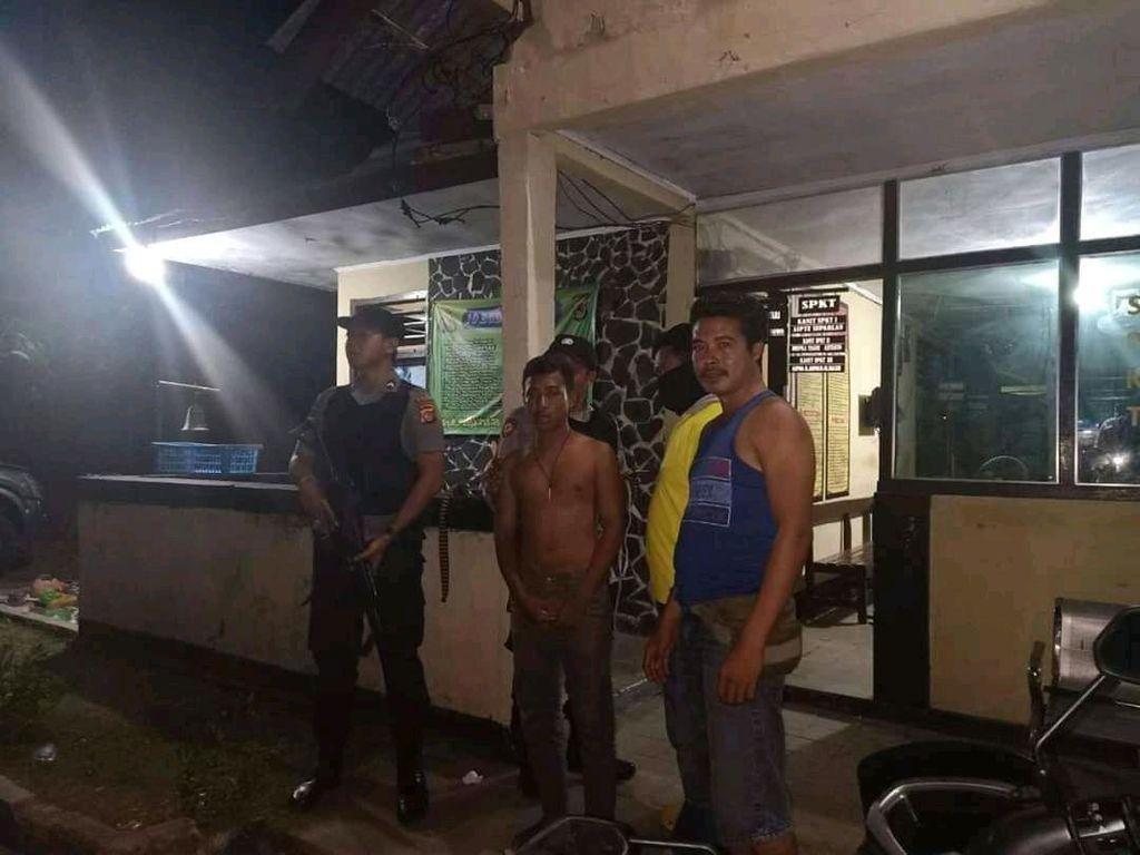 Pelajar yang Ancam Tembak Polisi Anggota Geng Kelelawar Liar di Dompu NTB