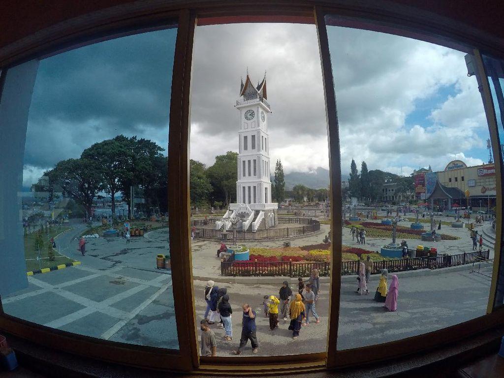 Kota Bukittinggi Tutup Objek Wisata Saat Tahun Baru