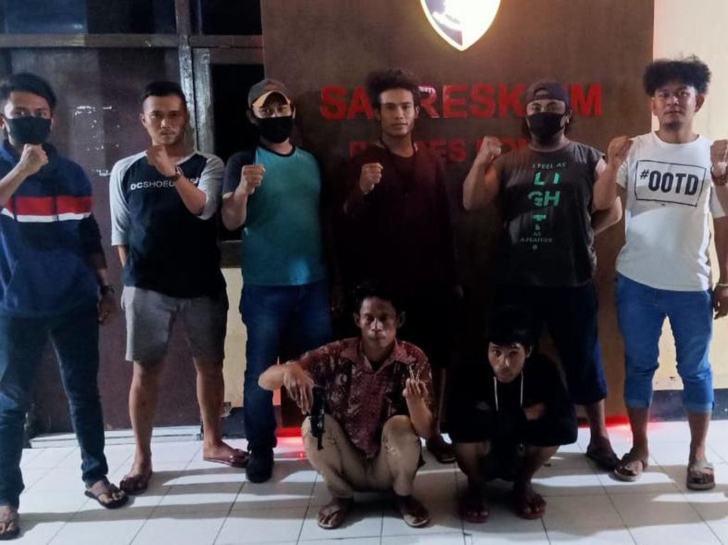 Respons KPAI soal Pelajar Geng Kelelawar Liar Ancam Tembak Polisi