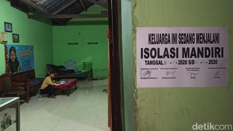 Pemudik di Blitar Bisa Karantina di Rumah Sendiri, Tapi Ada Syaratnya