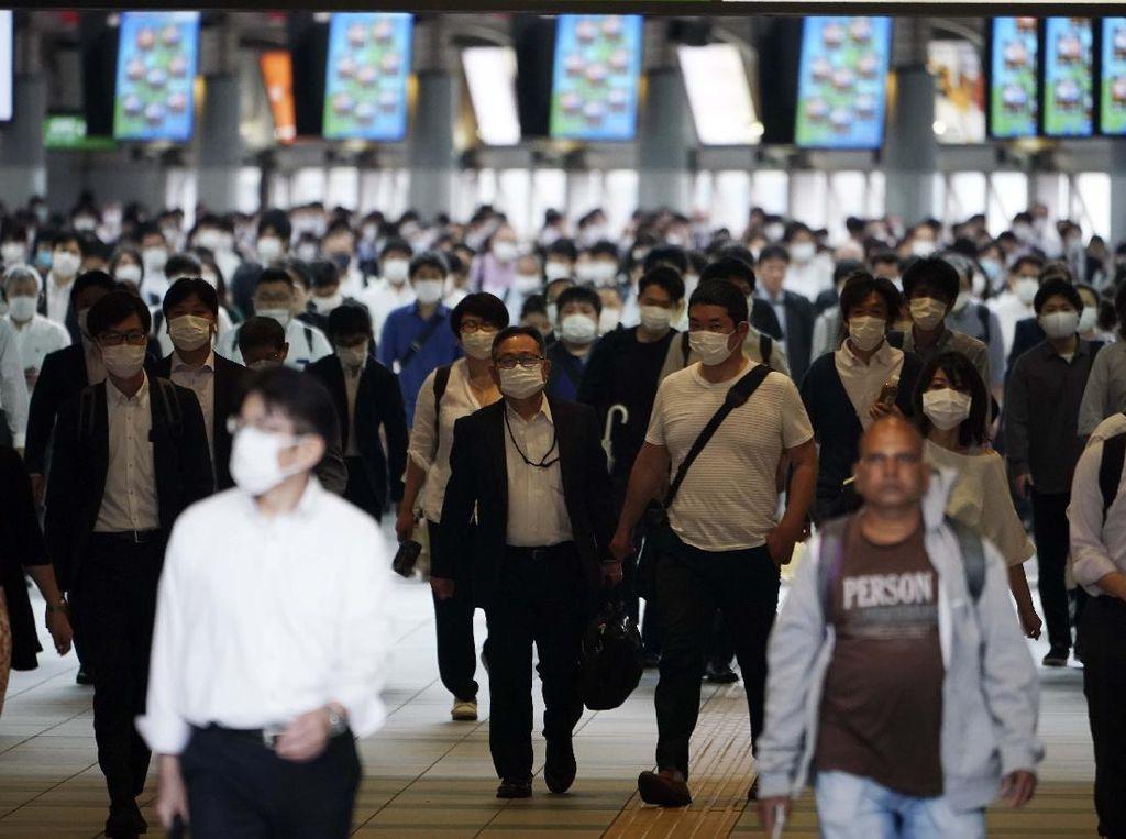 Tokyo Catat Lebih dari 100 Kasus Corona Sehari, Tertinggi dalam 2 Bulan