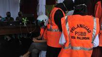 Nekat Langgar PSBB di Palembang, Siap-siap Pakai Rompi Oranye