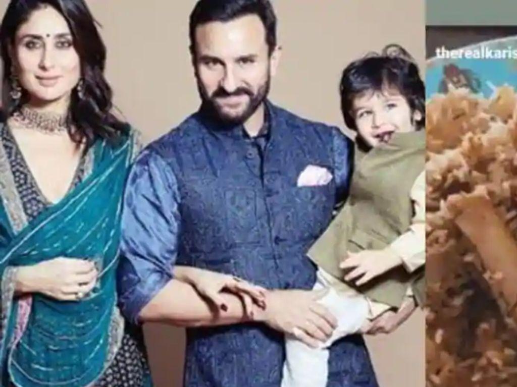Ini Menu Lebaran Kareena Kapoor yang Spesial Dimasak Sang Suami