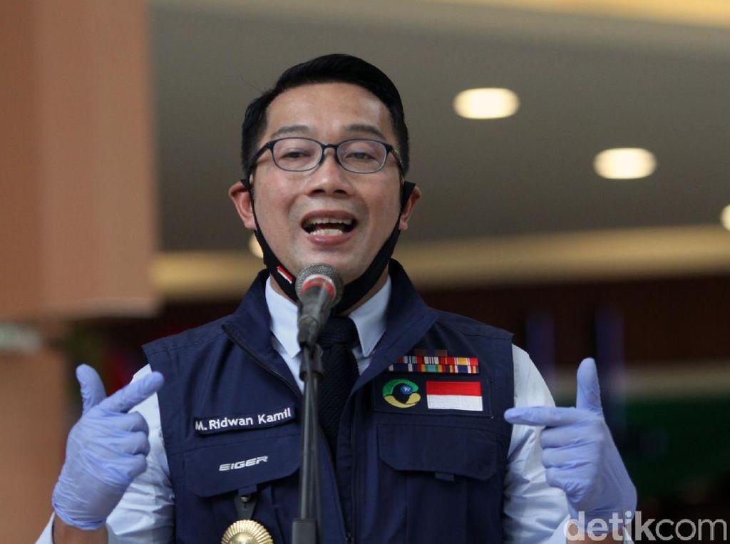 Elektabilitas Disalip Sandiaga Uno, Ini Respons Ridwan Kamil