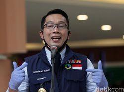 Ridwan Kamil Siapkan Fisik untuk Disuntik Vaksin Corona Sinovac