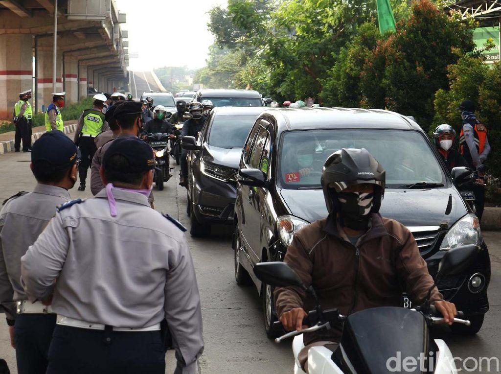 Begini Cara Membuat Surat Izin Keluar Masuk Jakarta