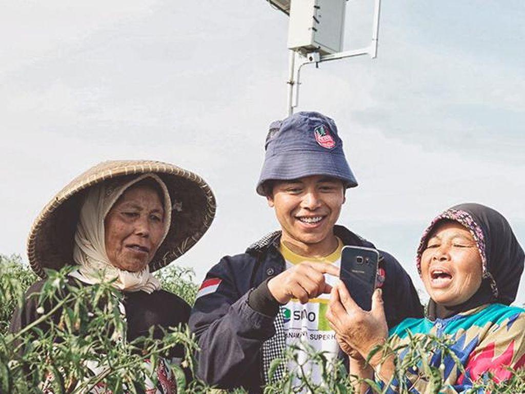 Kado Telkomsel HUT ke-75 RI: Seluruh Kota Terkoneksi 4G
