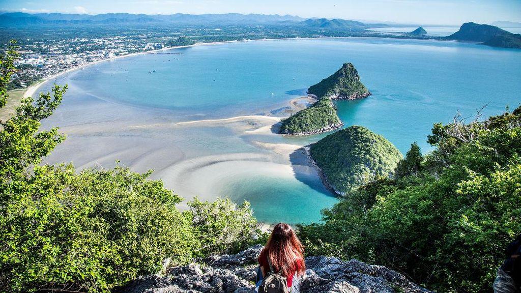 Foto: Spot Cantik di Thailand, Cuma Buka 7 Hari Setahun