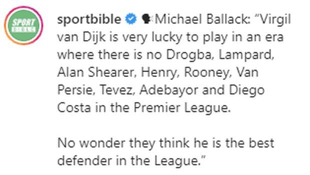 Jordan Henderson menyanggah tudingan Virgil van Dijk jago di Premier League karena hoki belaka.