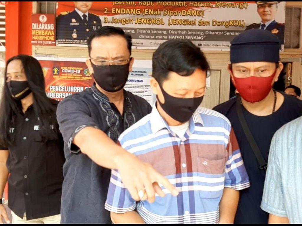Baru Bebas Dapat Remisi, Umar Ditangkap Lagi Lakukan Penipuan