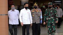 Cek Kesiapan New Normal, Jokowi Tinjau Mal di Bekasi