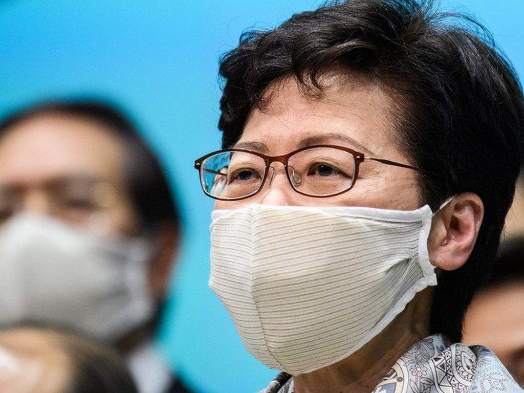 Sempat Larang Penggunaan Masker, Hong Kong Kini Wajibkan Masker