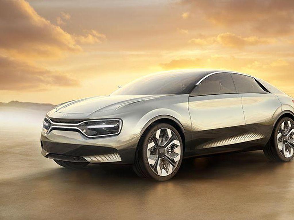 Penjualan Mobil Listrik Diprediksi Laris Manis Mulai 2021