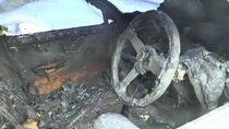 Mobil Terbakar Tewaskan Dua Balita, Labfor: Api dari Dasbor