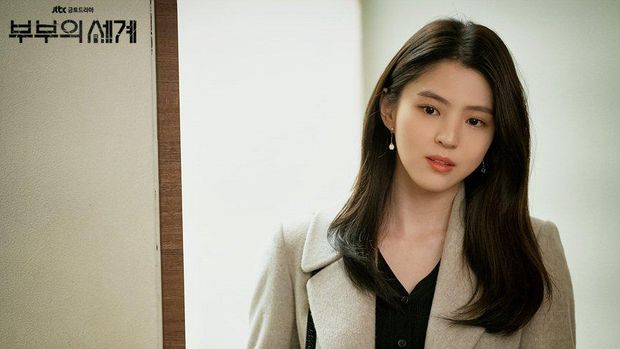 Han So-hee di The World of the Married