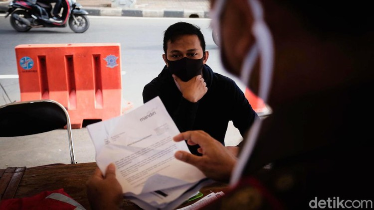 Cegah Pemudik ke Jakarta, Pengecekan SIKM Dilakukan di Semua Cek Poin