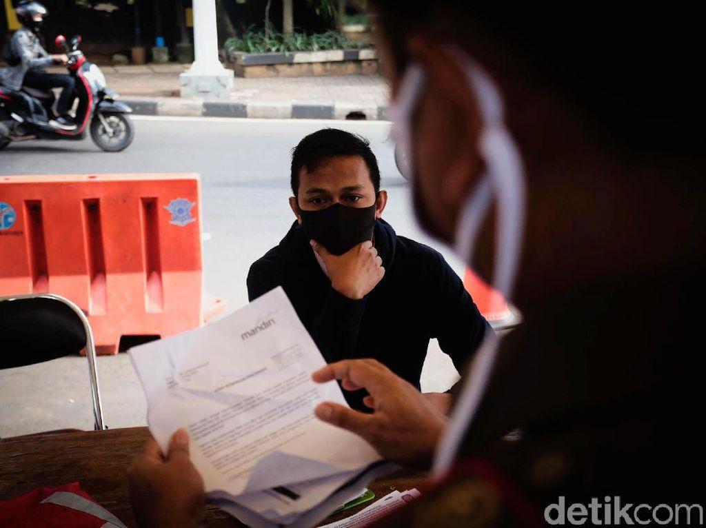 Ada 39 Ribu Permohonan SIKM Jakarta, Hanya 5,7 Persen yang Diterima